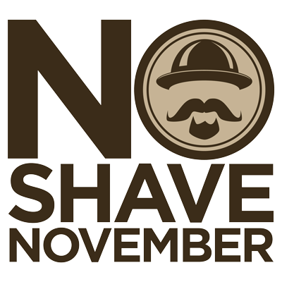 No-shave November! Borotválkozás mentes november!
