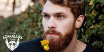 Szakáll problémák – ételmaradékok a szakállban és verseny