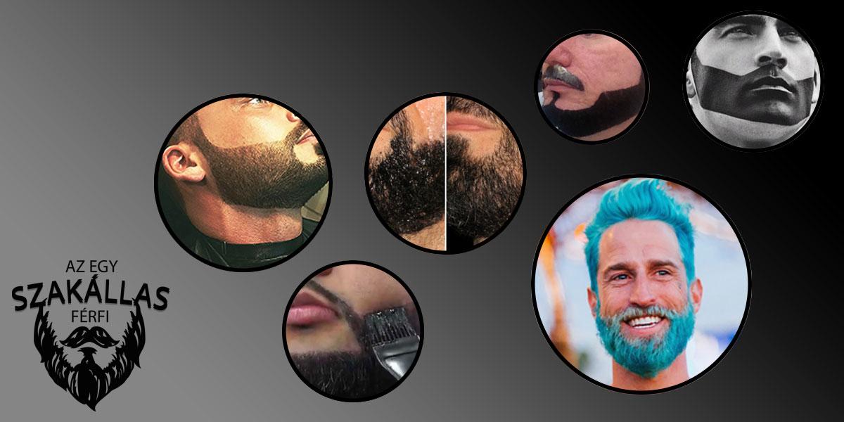 """Festett szakáll – ha nincs igazi, attól még lehet """"műszakállad"""""""