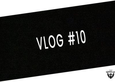 VLOG #10 - NAPI RUTIN: ÉTREND, ÖNFEJLESZTÉS, MUNKA - az Egy szakállas férfi VLOG-ja mindenről IS