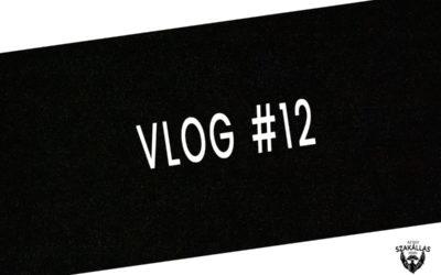 VLOG #12 – FILM- ÉS SOROZATBUZI: BLOG – az Egy szakállas férfi VLOG-ja mindenről IS