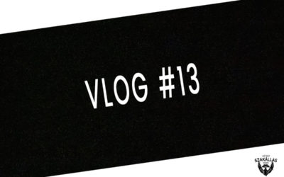 VLOG #13 – AZ ÉLET APRÓ ÖRÖMEI – az Egy szakállas férfi VLOG-ja mindenről IS