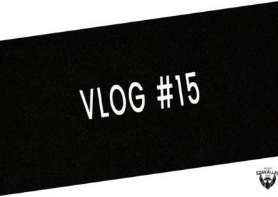 VLOG #15 - ROSSZ NYÁRI SZÜNET? - az Egy szakállas férfi VLOG-ja mindenről IS