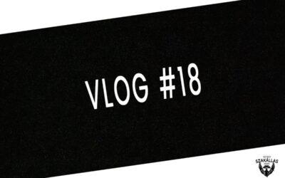 VLOG #18 – ONLINE KURZUSOK – az Egy szakállas férfi VLOG-ja mindenről IS