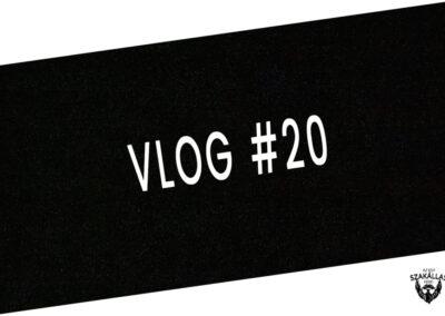 VLOG #20 - KIÉGÉS = BURN OUT - az Egy szakállas férfi VLOG-ja mindenről IS