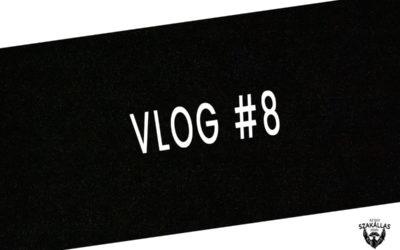 VLOG #8 – HOMEOFFICE VAGY HOME OFFICE – az Egy szakállas férfi VLOG-ja mindenről IS