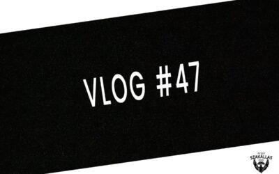 VLOG #47- SZAKÁLLIGAZÍTÁS OTTHON – az Egy szakállas férfi VLOG-ja mindenről IS