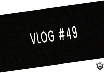 VLOG #49 - HORGÁSZAT A BALATONBAN - az Egy szakállas férfi VLOG-ja mindenről IS