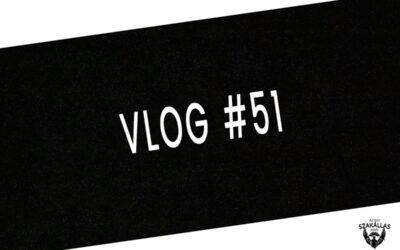 VLOG #51 – PECA A NAPLÁS TAVON – az Egy szakállas férfi VLOG-ja mindenről IS